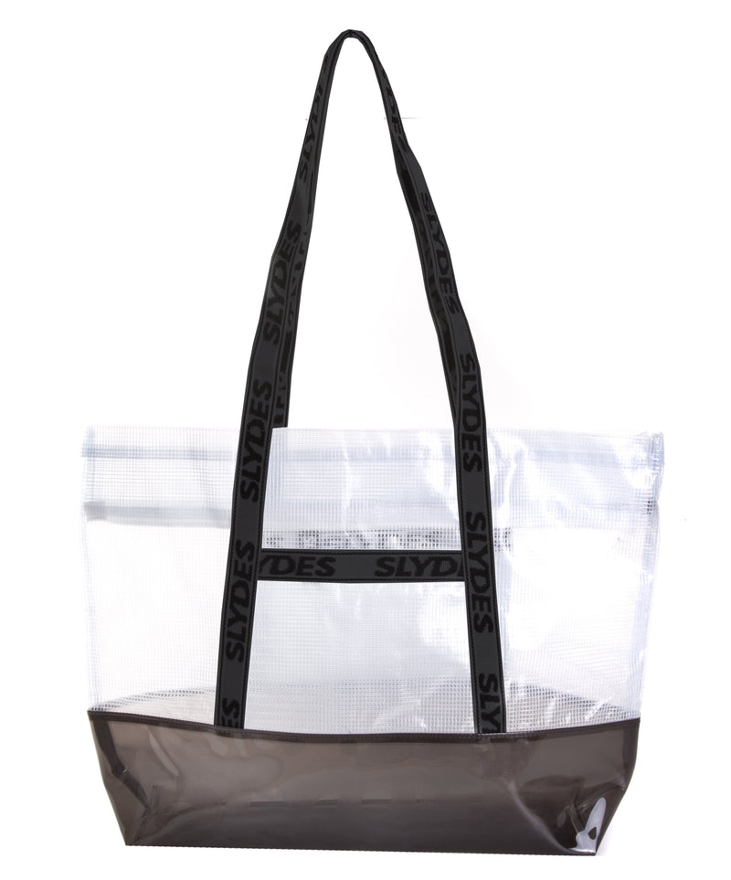 Connect White Tote Bag