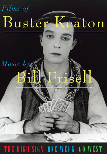 Films of Buster Keaton, Music by Bill Frisell
