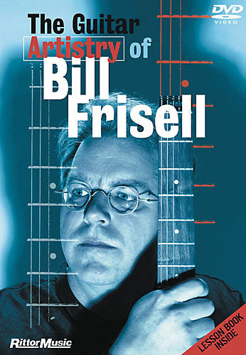 The Guitar Artistry of Bill Frisell - DVD