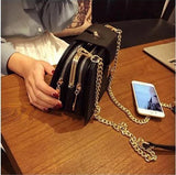 Chain Strap Flap Designer Clutch Bag Shoulder bag