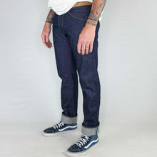 "Chet X Foundry ""Narrows"" Jeans Side View"