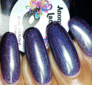 "Anonymous Lacquer ""Night Shift"""