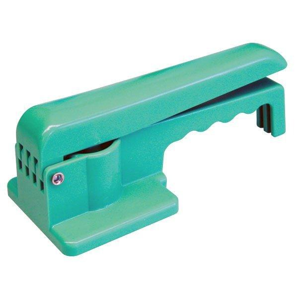 Plastic Pill Crusher - Teal