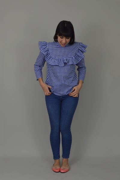 Bloomsbury Blouse - Nina Lee