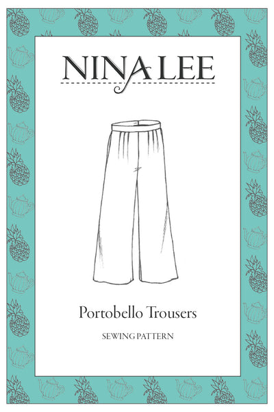 Portobello Trousers - Nina Lee