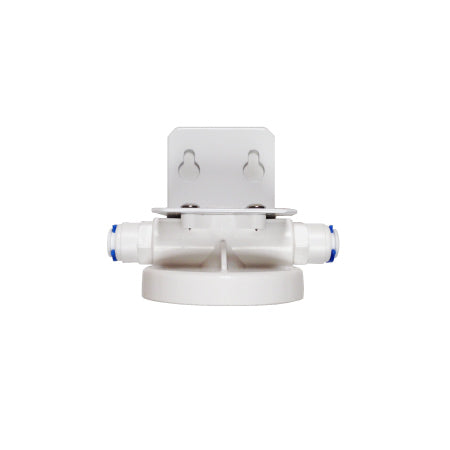"BevGuard BGC Single, 105022, Cuno AquaPure Alternate Single Head and Pressure Relief, 3/8""FQC"