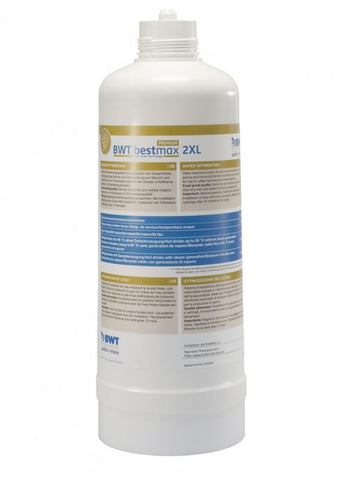 BWT bestmax premium 2XL, 812119, Ion Exchange Water Treatment Cartridge