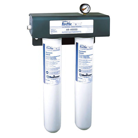 Manitowoc ArcticPure AR-40000, Modular Carbon Water Filter System, Scale Reduction