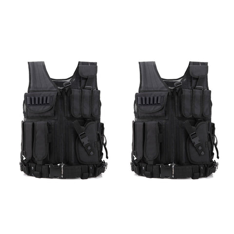 Tactical vest  2pc