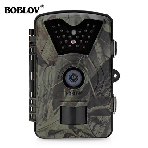 BOBLOV CT008 Wildlife Trail Photo Trap Hunting Camera 12MP 1080P 940NM Waterproof Video Recorder Cameras for Security Farm Fast