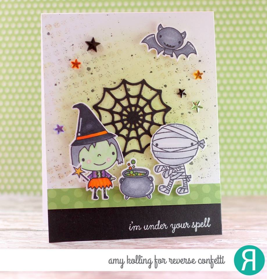 Best Witches Confetti Cuts