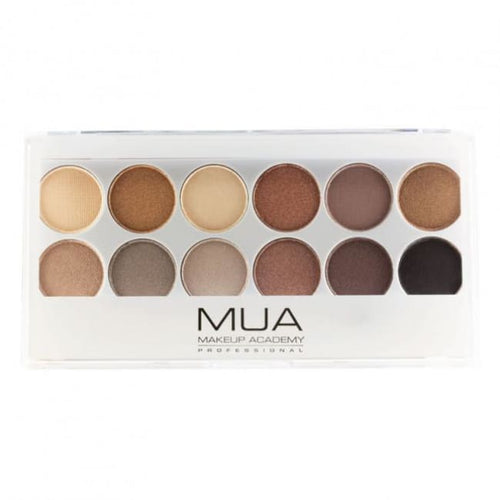 MUA Undress Me Too Eyeshadow Palette - Eyeshadow