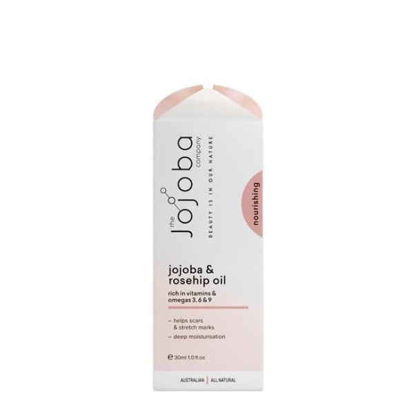 The Jojoba Company Jojoba + Rosehip Oil - Serum