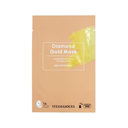 VITAMASQUES Diamond Gold Sheet Mask
