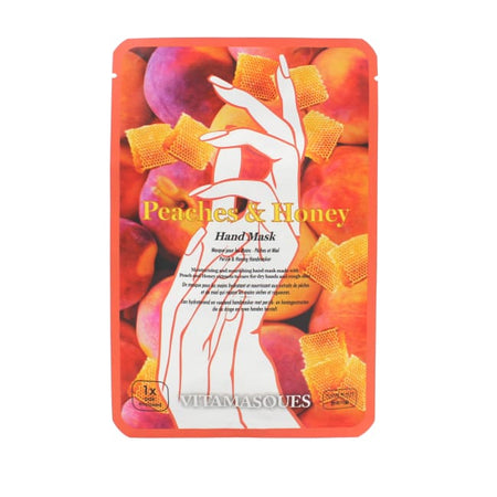 VITAMASQUES Peach & Honey Hand Mask