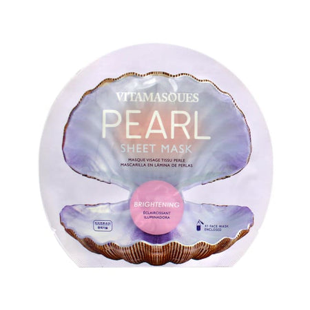 VITAMASQUES Pearl Sheet Mask