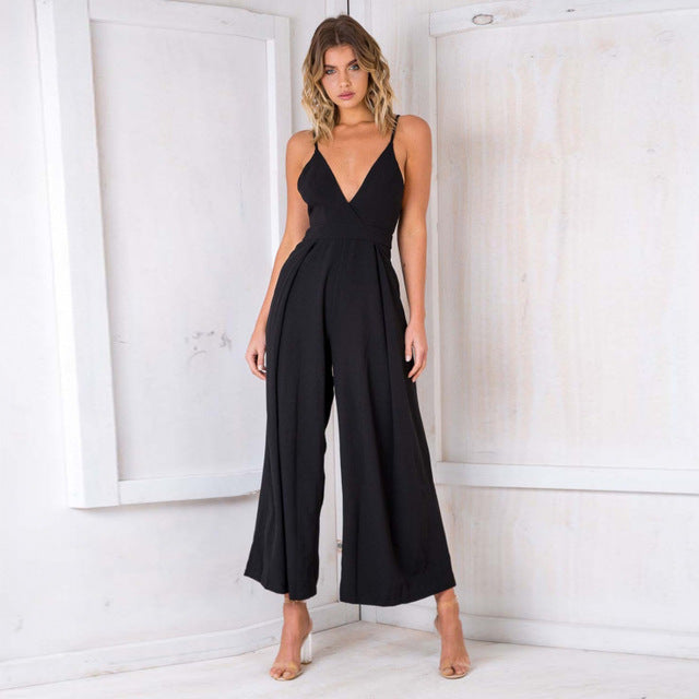 TEA BAG JUMPSUIT