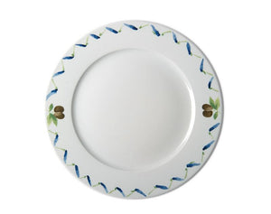 "Fleur de Provence 11"" Dinner Plates, Set of 4"