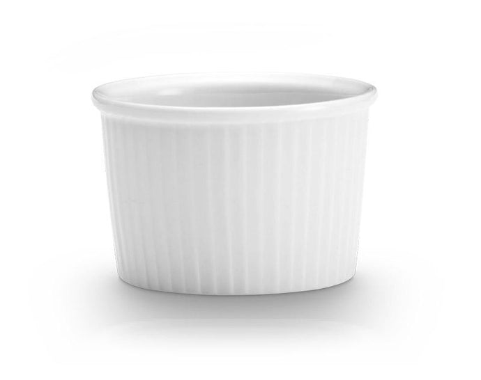 Deep Pleated Ramekin Sets