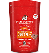 Stella & Chewy's Frozen Super Beef Dinner