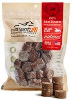 Momentum Freeze Dried Beef Hearts Dog Treats