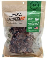 Momentum Freeze Dried Turkey Hearts Dog Treats