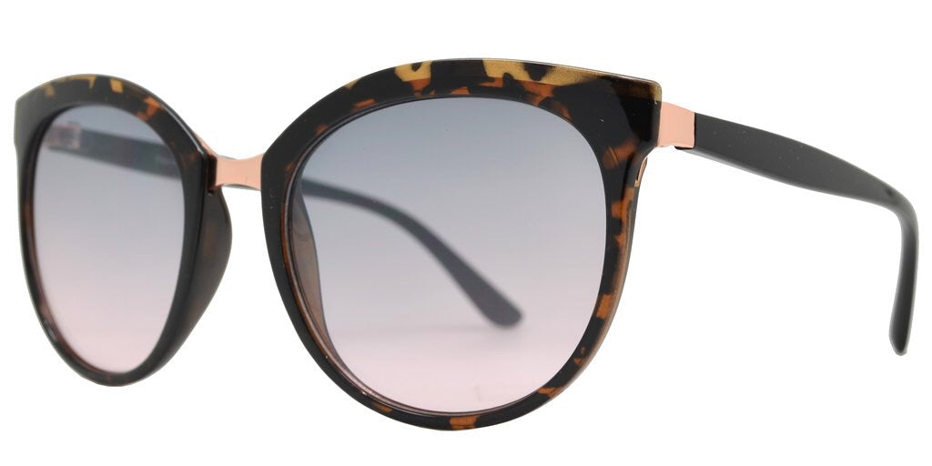 Fall In Love Sunglasses (Brown Leopard) - Mcknz Boutique