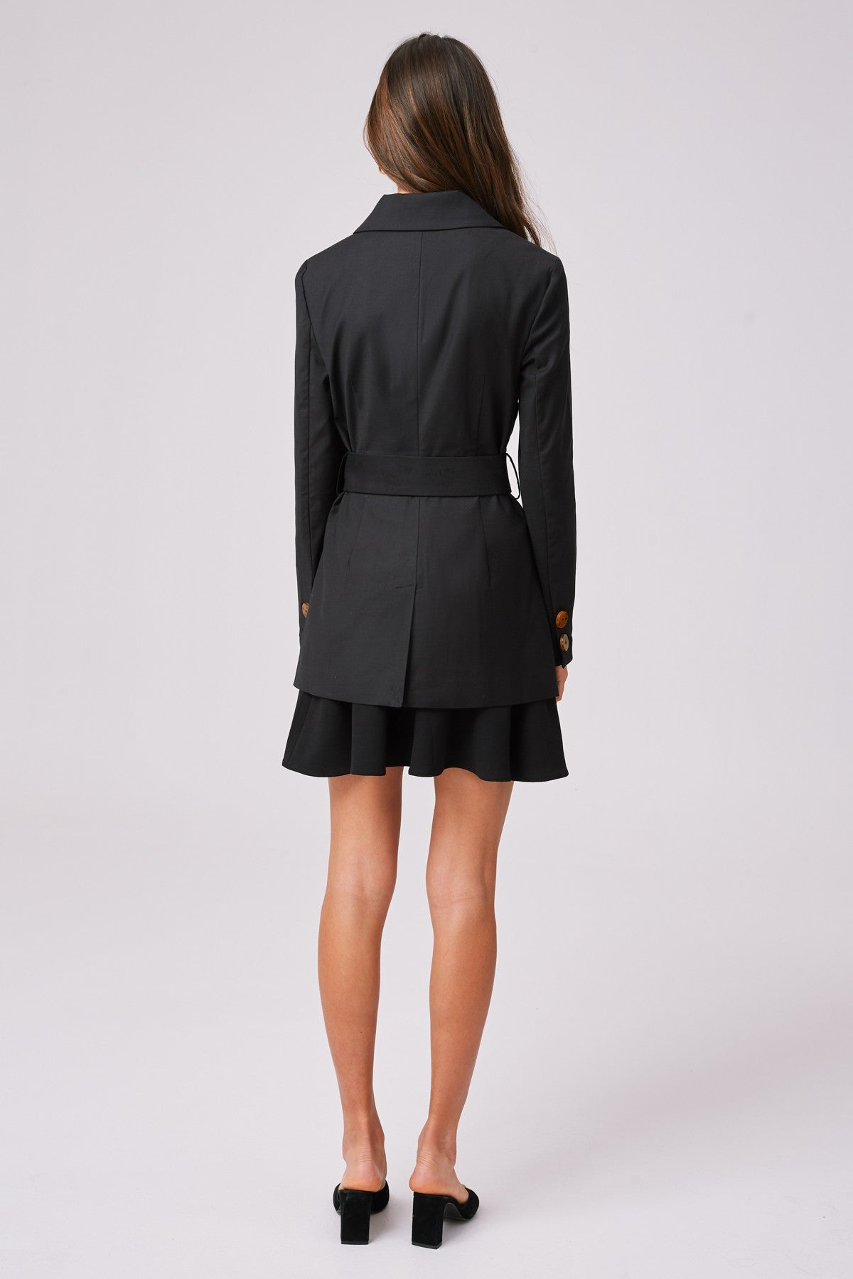 Finders Jada Jacket in Black
