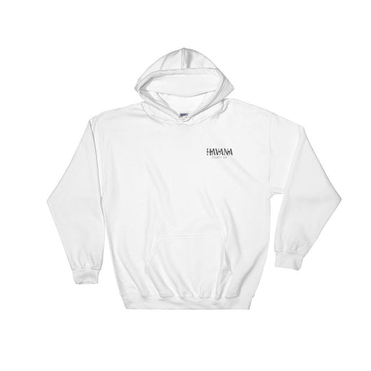 Embroidered Havana 86 Hooded Sweatshirt - Havana86