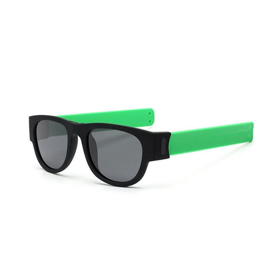Original Foldable Snap Sunglasses - Havana86