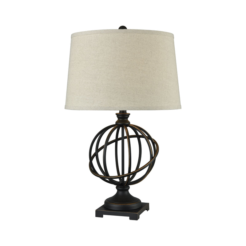 Bosworth Lamp - Madison Bronze