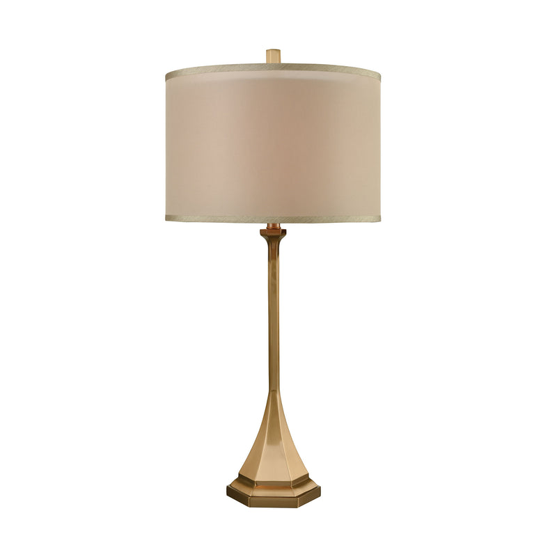 About The Base Table Lamp - Café Bronze