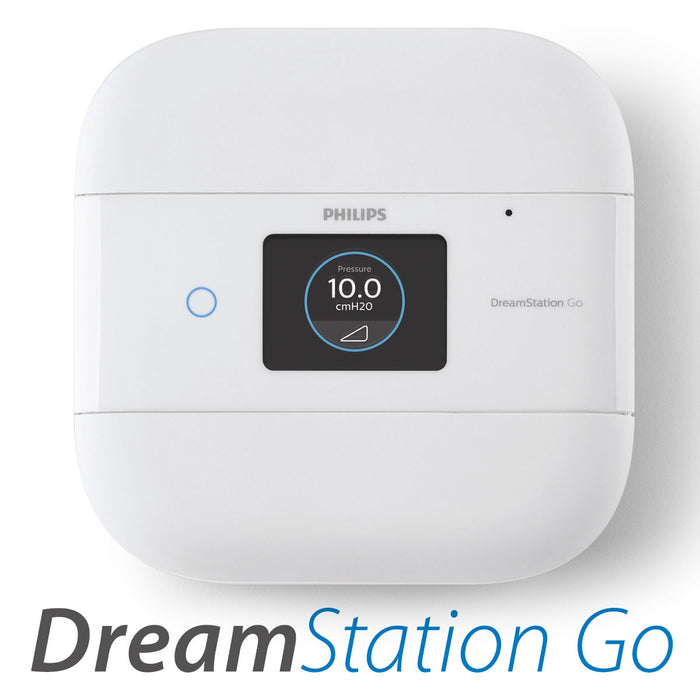DreamStation GO Travel CPAP with Bluetooth DSG400S11