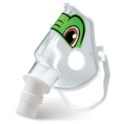 Tucker The Turtle Reusable Pediatric Aerosol Mask for Nebulizers