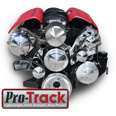 March Performance Chevy LS Kit Pro Track Kit