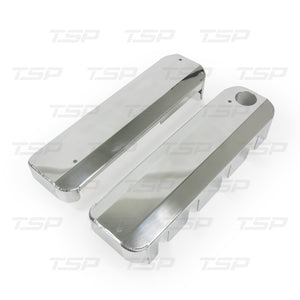 GM LS Fabricated Aluminum Coil Covers