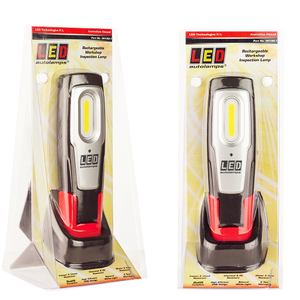 LED Autolamps Rechargeable Work Lamp with Charging Dock - HH190-1