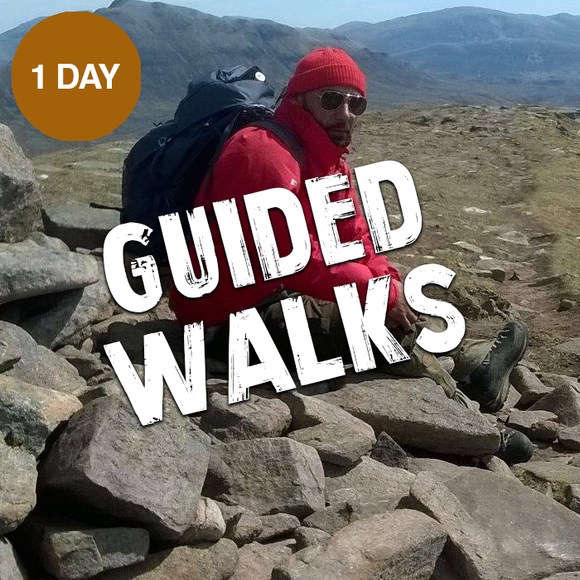 1 Day Guided Walks