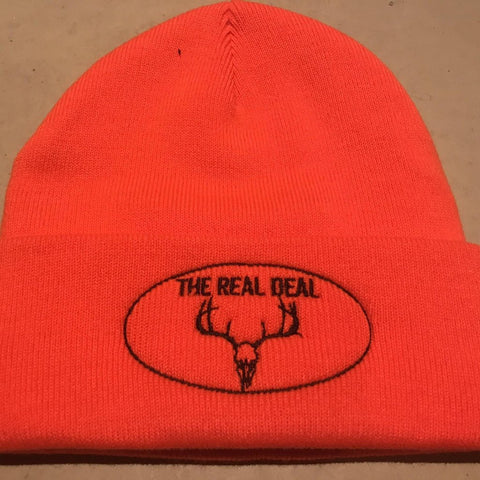 Blaze Orange Toques