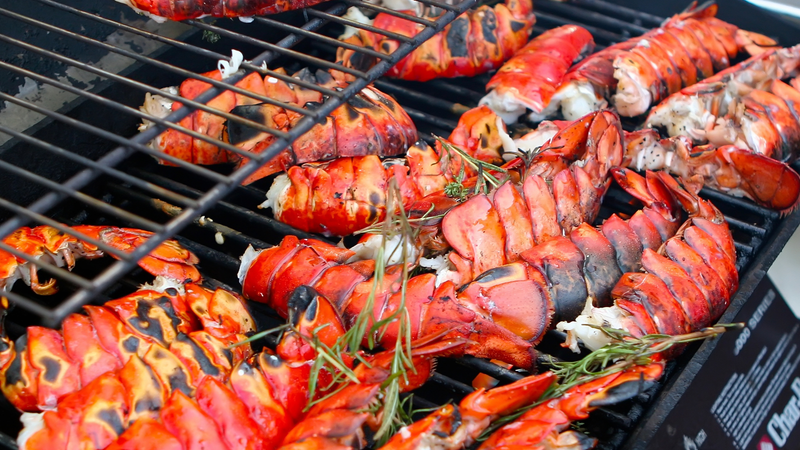 Learn How To Grill Lobster Tails at Home