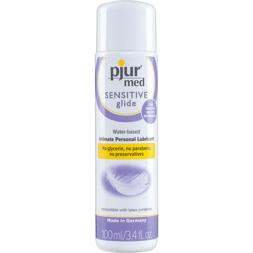 Pjur Med Sensitive Glide Lubricant 100ml