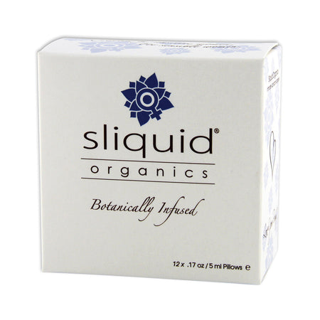 Sliquid Organics Natural Lubricant 4.2oz
