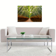 """Arashiyama Bamboo Forest"" By Armand Nour, Archival Paper"