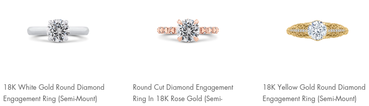 engagement rings in kissimmee