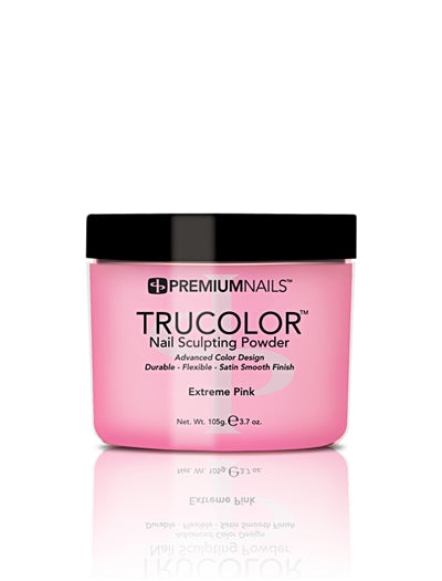 Extreme Pink - TRUCOLOR Nail Sculpting Powder