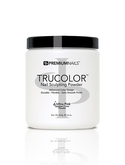 iUltra Pink - TRUCOLOR Nail Sculpting Powder