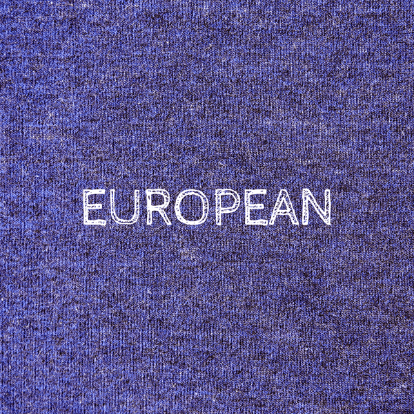Sweater Unisex - Printed statement, Pullover - European Flag Fashion, Clothing & Apparel from  European By Choice