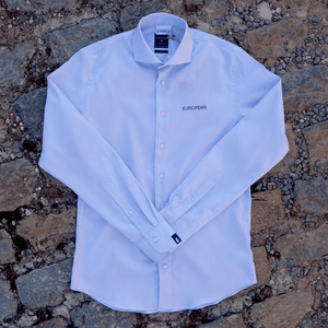 EUROPEAN Formal Shirt Men - European By Choice