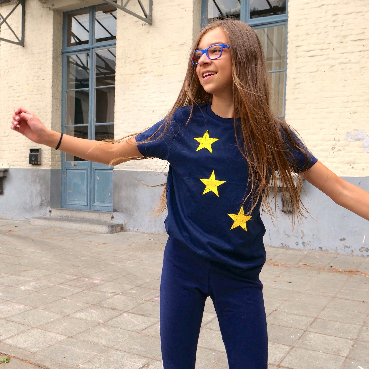 Stars T-shirt Kids, T-Shirt - European Flag Fashion, Clothing & Apparel from  European By Choice