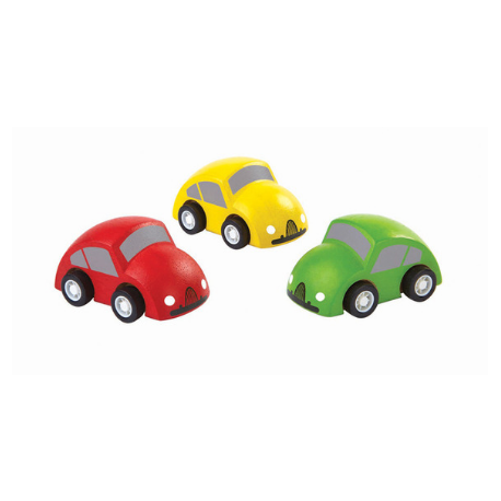 Plan Toys Cars II